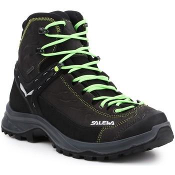 Čevlji  Moški Pohodništvo Salewa MS Hike Trainer Mid GTX 61336-0972 black