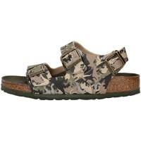Čevlji  Dečki Sandali & Odprti čevlji Birkenstock 1012706 BROWN