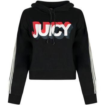 Oblačila Ženske Puloverji Juicy Couture  Črna