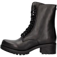 Čevlji  Ženske Gležnjarji Cult CLE103780 BLACK