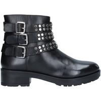 Čevlji  Ženske Gležnjarji Apepazza BST10 BLACK