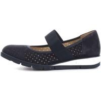 Čevlji  Ženske Balerinke Melluso R30707 BLUE
