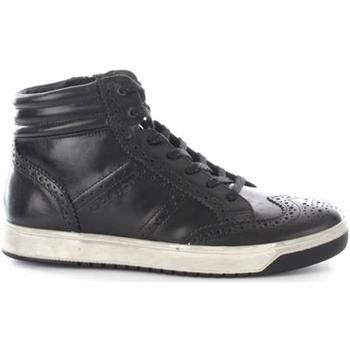 Čevlji  Moški Visoke superge IgI&CO 6712000 BLACK