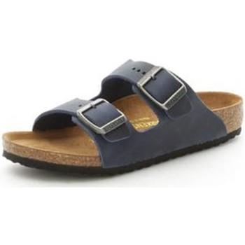 Čevlji  Dečki Natikači Birkenstock 553883 BLUE