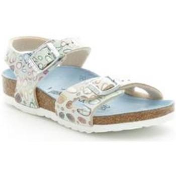 Čevlji  Deklice Sandali & Odprti čevlji Birkenstock 731893 BLUE