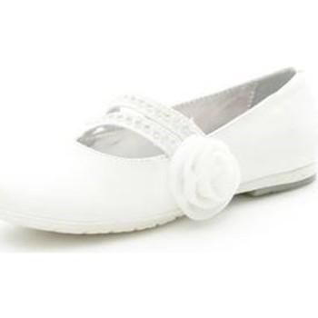 Čevlji  Deklice Balerinke Asso 39049 WHITE