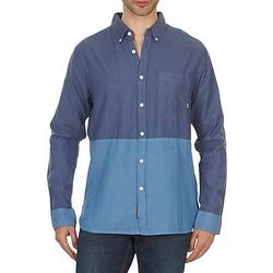 Oblačila Moški Srajce z dolgimi rokavi Element BRENTWOOD Modra