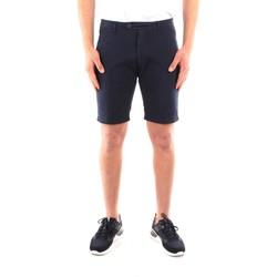 Oblačila Moški Kratke hlače & Bermuda Roy Rogers P21RRU087C9250112 NAVY BLUE