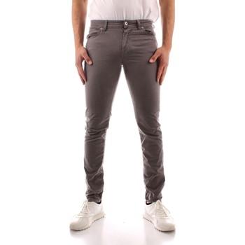 Oblačila Moški Elegantne hlače Roy Rogers P21RRU089P3180112 GREY