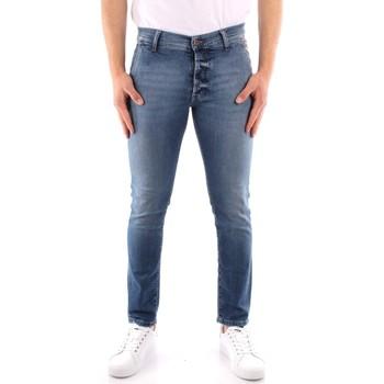 Oblačila Moški Kavbojke slim Roy Rogers P21RRU006D3171194 BLUE