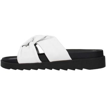 Čevlji  Ženske Natikači Apepazza S1SOFTWLK01/LEA WHITE