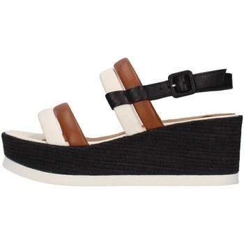 Čevlji  Ženske Sandali & Odprti čevlji Tres Jolie 2056/JIL/MS WHITE