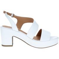 Čevlji  Ženske Sandali & Odprti čevlji Tres Jolie 2661/G60 WHITE