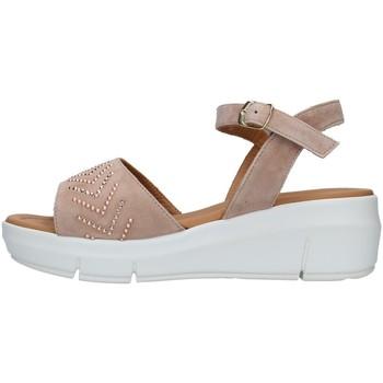 Čevlji  Ženske Sandali & Odprti čevlji Melluso R80403A PINK