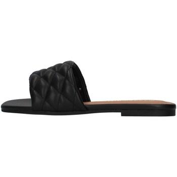 Čevlji  Ženske Natikači Steve Madden PORTERR BLACK