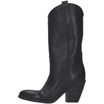 Čevlji  Ženske Gležnjarji Zoe FLORIDA07 BLACK