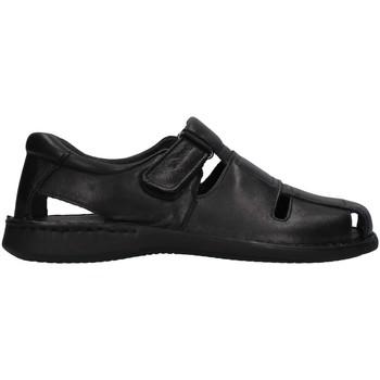 Čevlji  Moški Sandali & Odprti čevlji Enval 7222200 BLACK