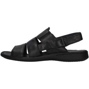 Čevlji  Moški Sandali & Odprti čevlji Enval 7222100 BLACK