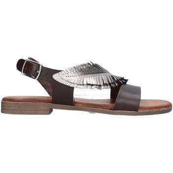 Čevlji  Ženske Sandali & Odprti čevlji IgI&CO 7176022 BROWN