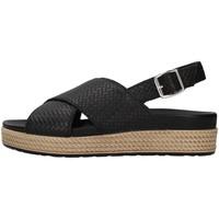 Čevlji  Ženske Sandali & Odprti čevlji IgI&CO 7168033 BLACK