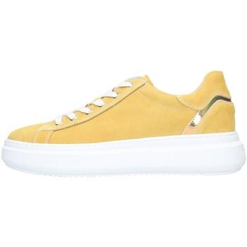 Čevlji  Ženske Gležnjarji NeroGiardini E115265D YELLOW
