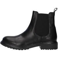 Čevlji  Ženske Gležnjarji Unica 10115 BLACK