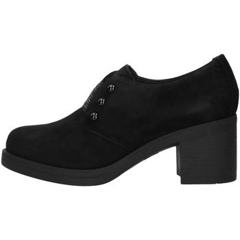 Čevlji  Ženske Čevlji Derby IgI&CO 6152211 BLACK