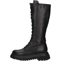 Čevlji  Ženske Mestni škornji    Janet Sport 46702 BLACK