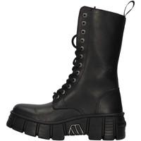 Čevlji  Polškornji New Rock WALL027NBASA BLACK