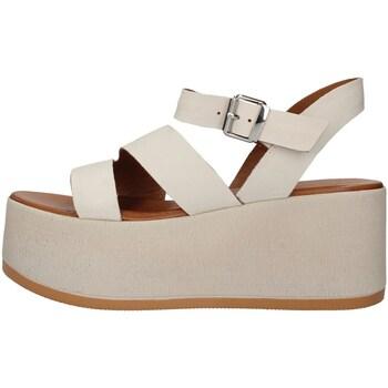 Čevlji  Ženske Sandali & Odprti čevlji Inuovo 495002 WHITE
