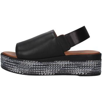 Čevlji  Ženske Sandali & Odprti čevlji Inuovo 117029 BLACK