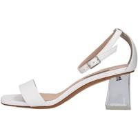 Čevlji  Ženske Sandali & Odprti čevlji Albano 4151 WHITE