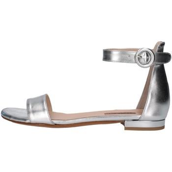 Čevlji  Ženske Sandali & Odprti čevlji Albano 4220 SILVER