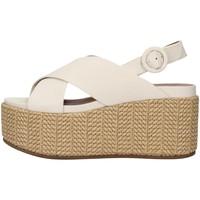 Čevlji  Ženske Sandali & Odprti čevlji Tres Jolie 2801/MONY WHITE