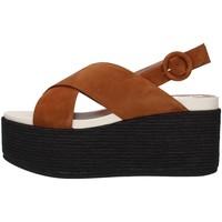 Čevlji  Ženske Sandali & Odprti čevlji Tres Jolie 2801/MONY BROWN