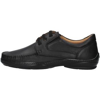 Čevlji  Moški Čevlji Derby Melluso U47038L BLACK