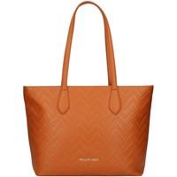 Torbice Ženske Nakupovalne torbe Valentino Bags VBS3SR09 BROWN