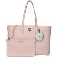 Torbice Ženske Nakupovalne torbe Mandarina Duck FZT24 PINK