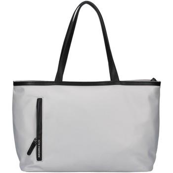 Torbice Ženske Nakupovalne torbe Mandarina Duck VCT15 GREY