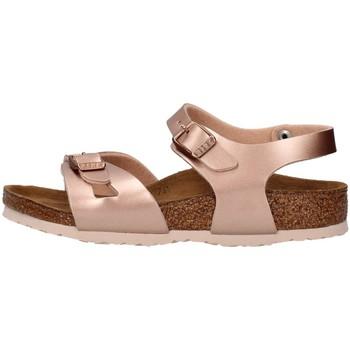 Čevlji  Deklice Sandali & Odprti čevlji Birkenstock 1012520 PINK