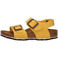 Čevlji  Dečki Sandali & Odprti čevlji Birkenstock 1015758 YELLOW