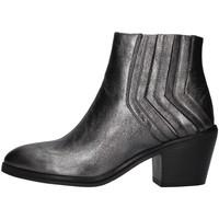 Čevlji  Ženske Gležnjarji Luciano Barachini DD152G GREY