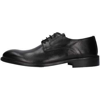 Čevlji  Moški Čevlji Derby Antony Sander 18020 BLACK