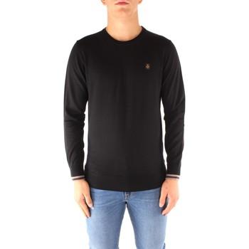 Oblačila Moški Puloverji Refrigiwear MA9T01 BLACK