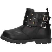 Čevlji  Deklice Gležnjarji Balducci MATR1863 BLACK