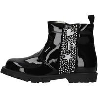 Čevlji  Deklice Polškornji Balducci MATR1866 BLACK