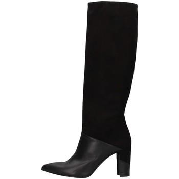 Čevlji  Ženske Mestni škornji    Albano 1116 BLACK