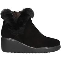 Čevlji  Ženske Škornji za sneg Stonefly 211933 BLACK