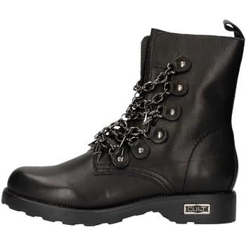 Čevlji  Ženske Polškornji Cult CLE104116 BLACK