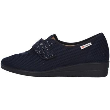 Čevlji  Ženske Čevlji Derby Superga S10P540 BLUE